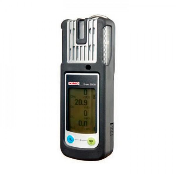 Detector de Gases Múltiples (H2S, CO, O2 y gases combustibles) X-am-2500 Kimo