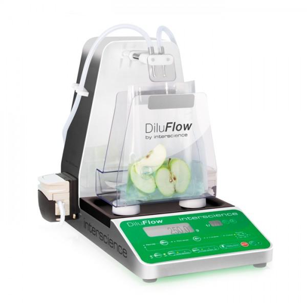 Diluidor Gravimétrico 5 kg DiluFlow Pro Interscience