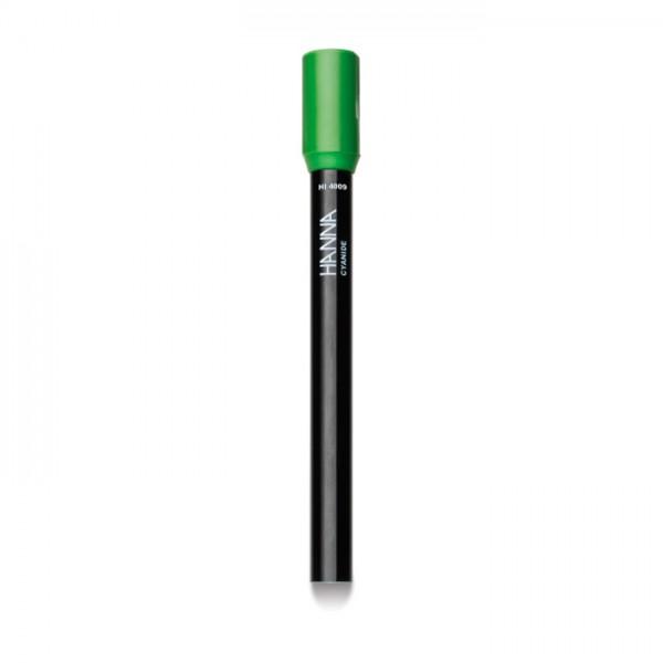 Electrodo Selectivo de iones de media celda de Cianuro (ISE) HI4009 Hanna