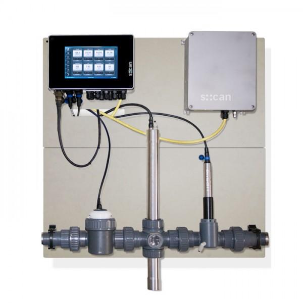 Estación Micro::station para Agua Residual S::Can