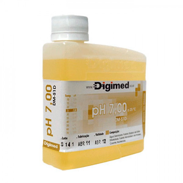 Estándar de pH DM-S1D Digimed