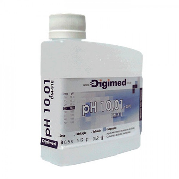 Estándar de pH DM-S1E Digimed