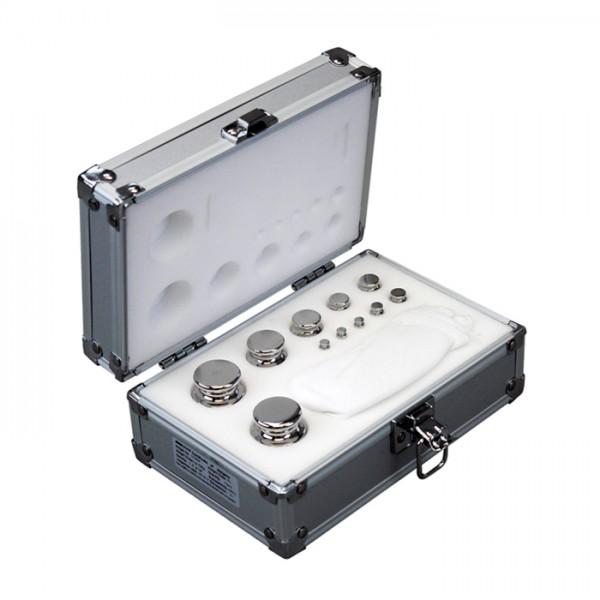 Juego de Pesas de Calibración ASTM 1 1g - 200g Adam