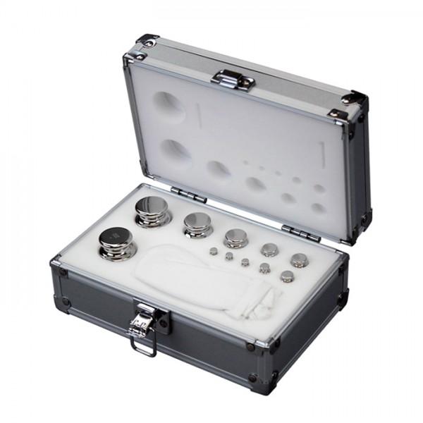 Juego de Pesas de Calibración ASTM 2 1g - 200g Adam