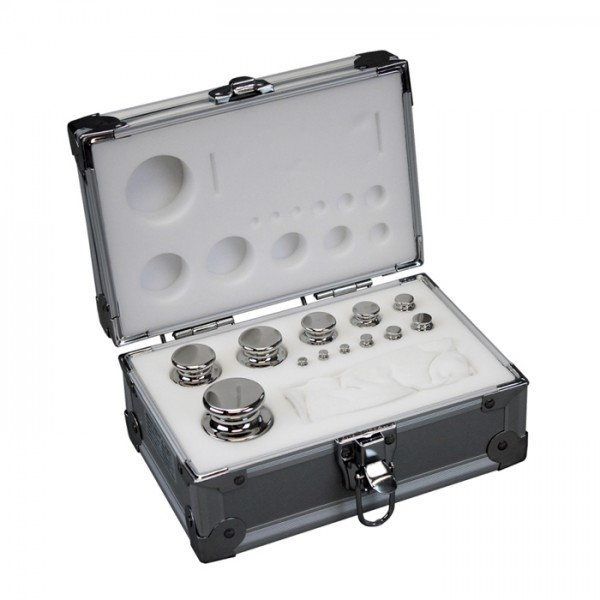 Juego de Peso de Calibración ASTM 1 1g - 500g Adam