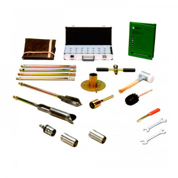 Kit Completo de Muestras de Suelo 0 0199k1 ICT International