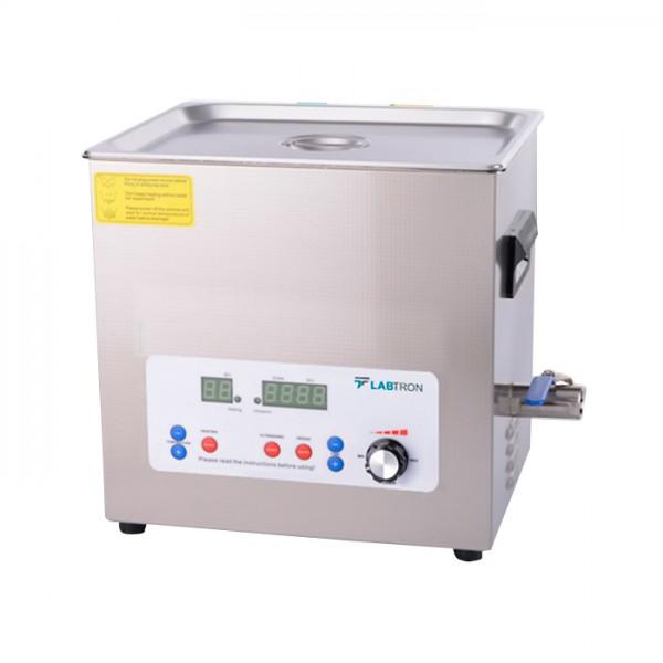 Limpiador Ultrasónico de Potencia Ajustable LPAU-A10 Labtron
