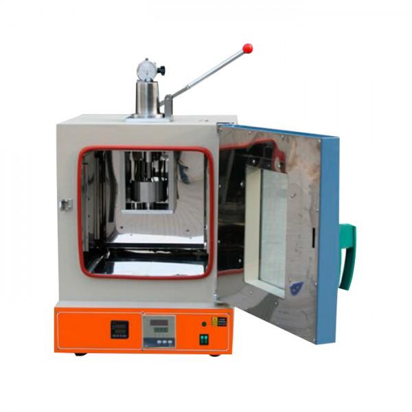 Máquina de Prueba de Plasticidad Rubber Weiss TRWM-A10 Labtron