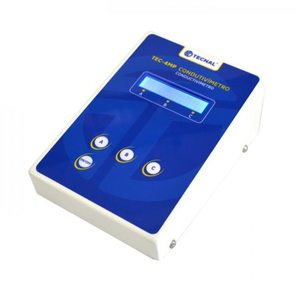 Medidor de Conductividad TEC-4MP Tecnal