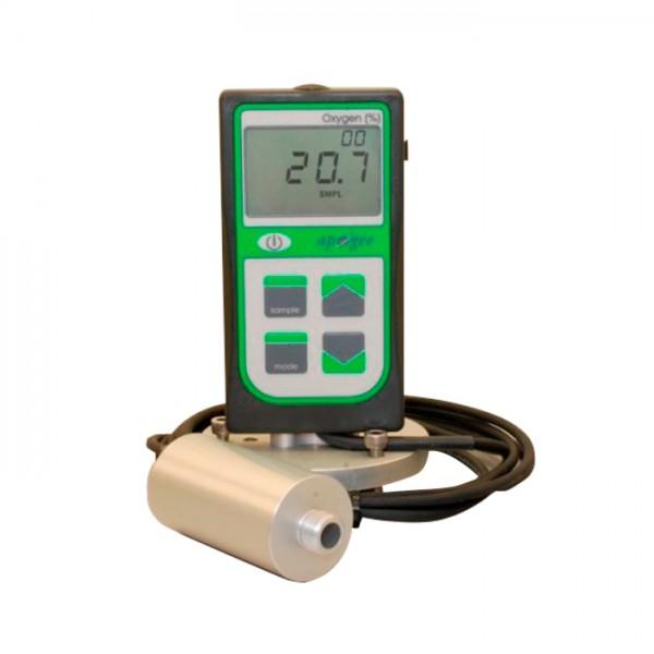 Medidor Portátil de Oxígeno MO-200 ICT International
