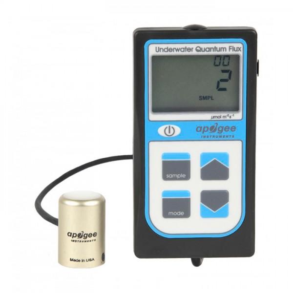 Medidor Cuántico Subacuático de Espectro completo MQ-510 ICT International