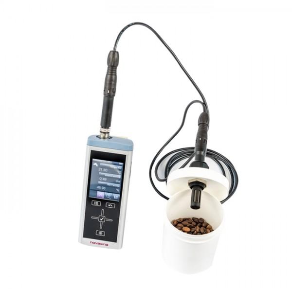 Medidor de Actividad de agua ClimMate Set aw Novasina