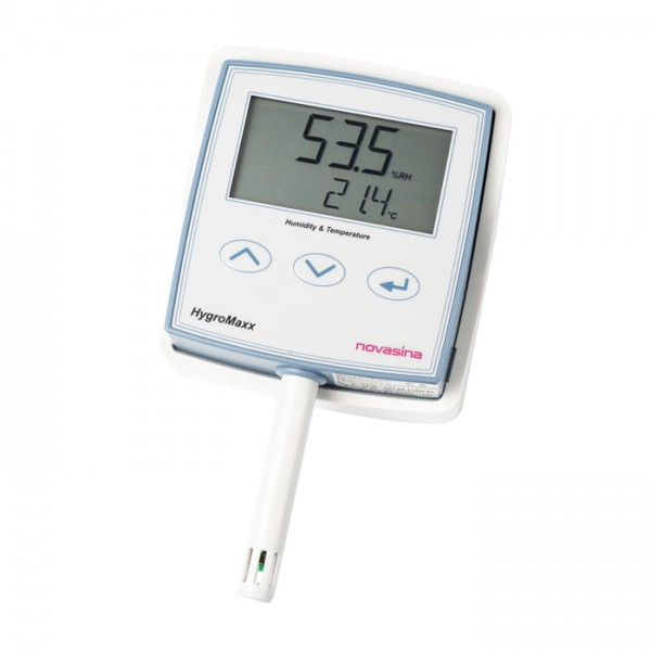 Medidor de Humedad y Temperatura HygroMaxx Novasina