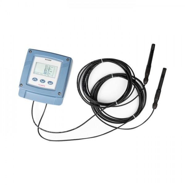 Medidor de Humedad y Temperatura QuantDat / nSens Novasina