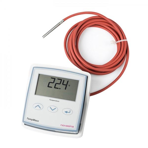 Medidor de Humedad y Temperatura TempMaxx Novasina