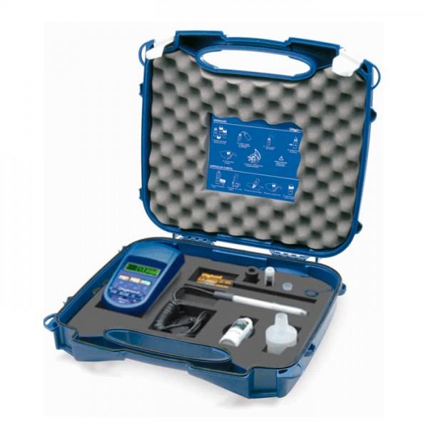 Medidor Portátil de Oxígeno Disuelto  DM-4P Digimed