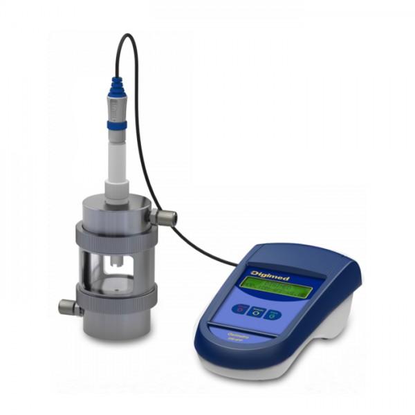 Medidor Portátil de Oxígeno Disuelto DM-4PP Digimed