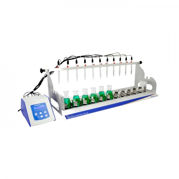 Medidor de PH Microprocesado Modelo TEC-11 Tecnal