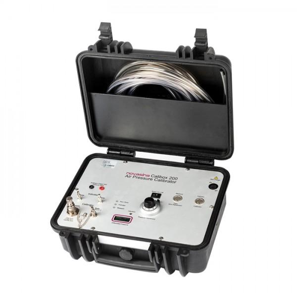 Medidor de Presión CaliBox 200 Novasina