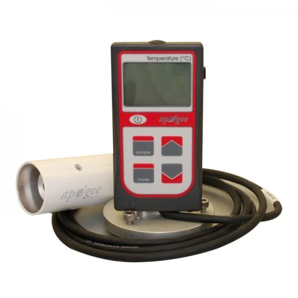 Medidor de Temperatura Vista Estándar del Apogee MI-210 ICT International