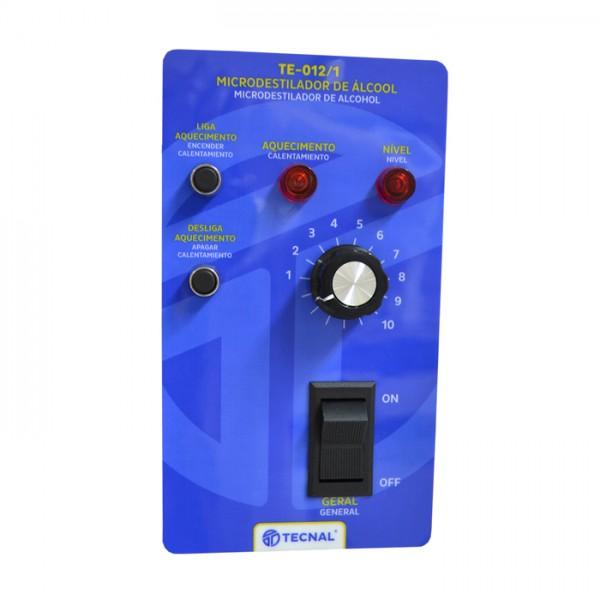 Microdestilador de alcohol TE-012 Tecnal
