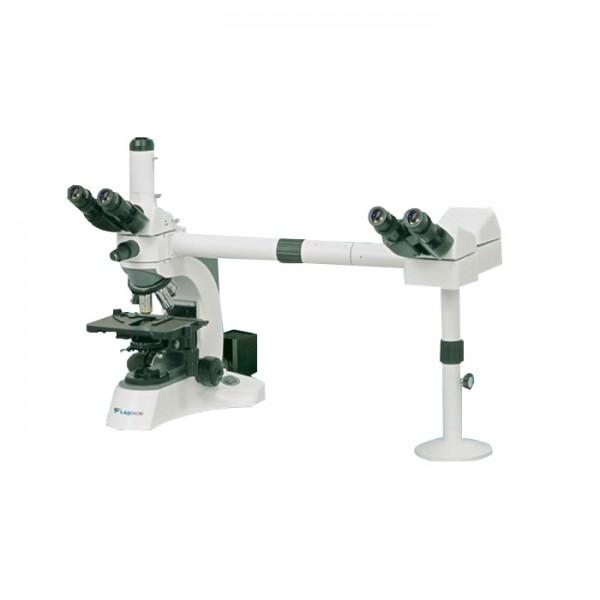 Microscopio Biológico de Visualización Múltiple LMB-B12 Labtron