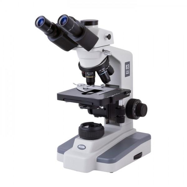 Microscopio Compuesto para Educación B3-223 ASC Motic