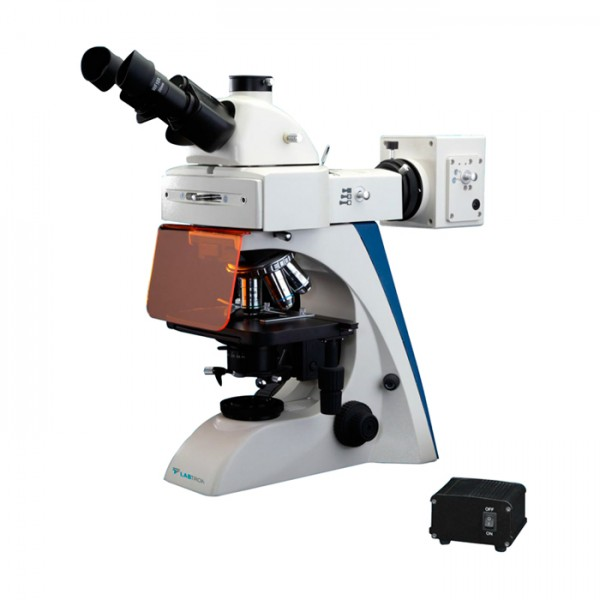 Microscopio de Fluorescencia LFM-B10 Labtron