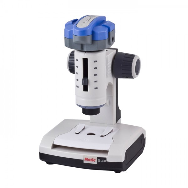 Microscopio Digital Vertical DS-300 Motic