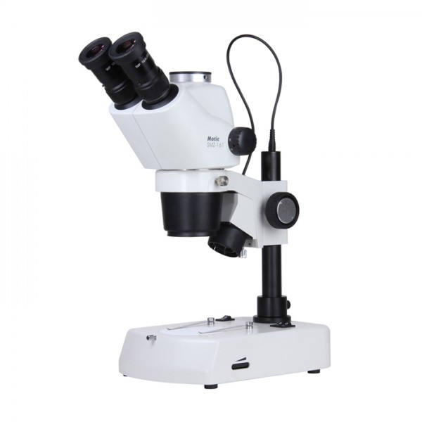 Microscopio Estéreo Científico SMZ-161 TL (R2LED) Motic
