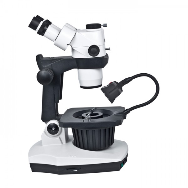 Microscopio Industrial Gemológico GM168 Trinocular Motic