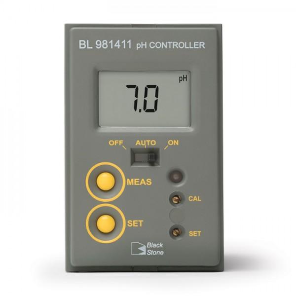 Mini controlador de pH BL981411 Hanna