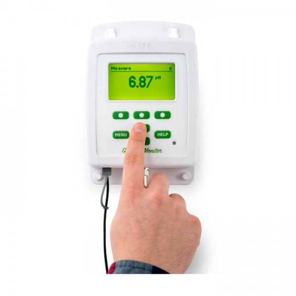 Monitor GroLine para nutrientes hidropónicos HI981420-01 Hanna