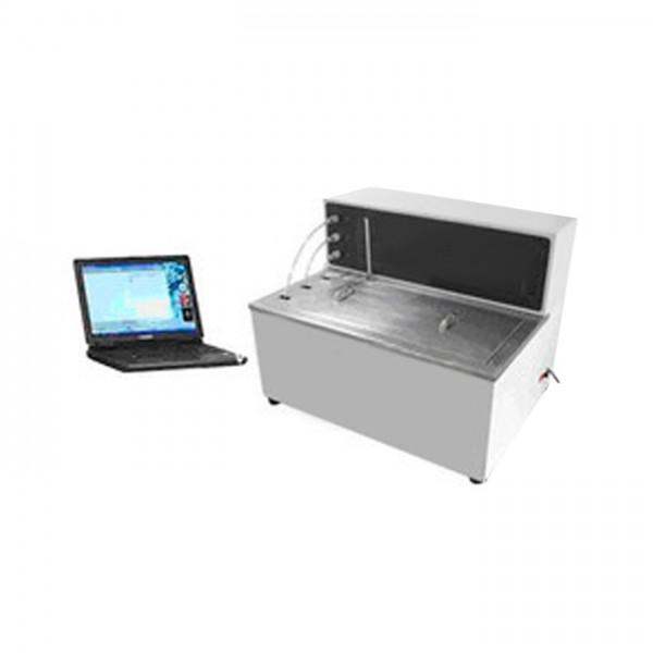 Probador de presión de vapor de productos derivados del petróleo LVPT-C11 Labtron
