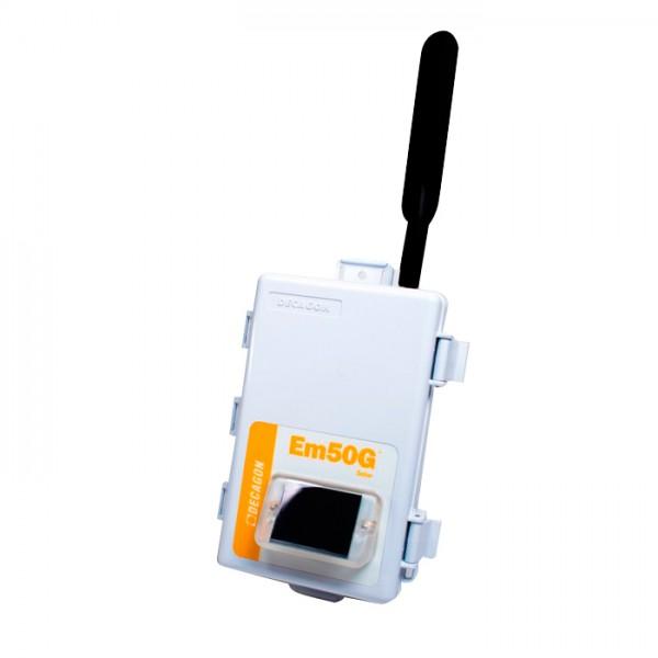 Registrador de Datos con Energía Solar EM50G ICT International