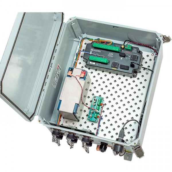 Registrador de Datos Dataloggers serie 8600 Geokon