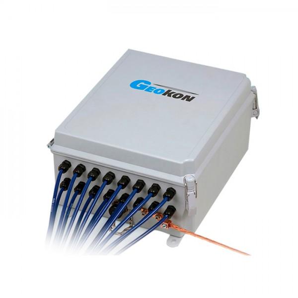 Registrador de Datos de 16 Canales (VW)  8002-16 Serie LC-2 Geokon