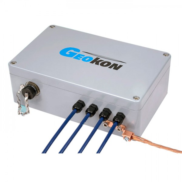 Registrador de Datos de 4 Canales (VW) 8002-4 Serie LC-2 Geokon