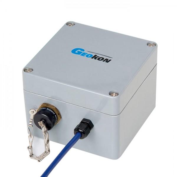 Registrador de Datos de un Solo Canal (VW) Serie LC-2 8002-1 (A) Geokon