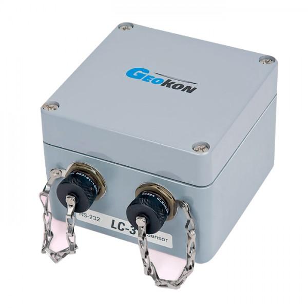 Registrador de Datos LC-3 8003 Series MEMS Geokon