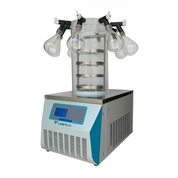 Secador de Congelación con aire de prensa superior LBFD-E10 Labtron
