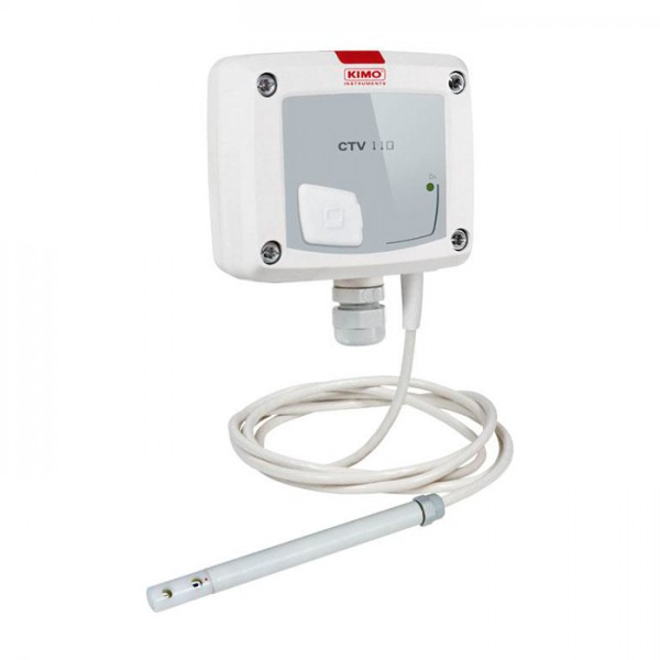 Sensor / Transmisor de Velocidad y Temperatura CTV 110 Kimo