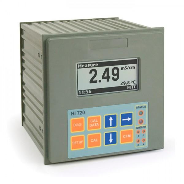 Serie de controlador digital de proceso de conductividad HI720 Hanna