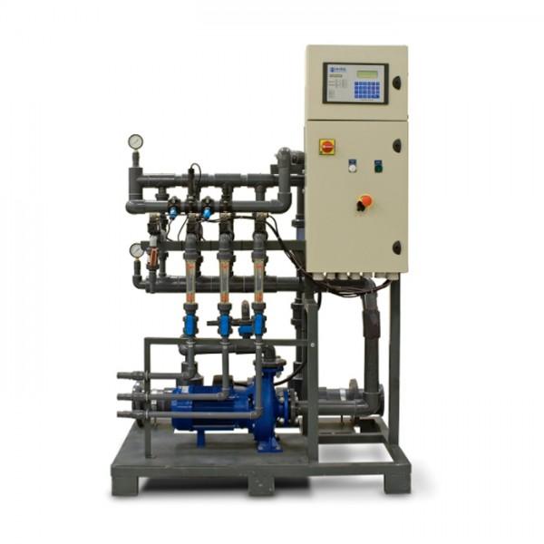 Sistema avanzado de control de fertirrigación HI10000 Hanna