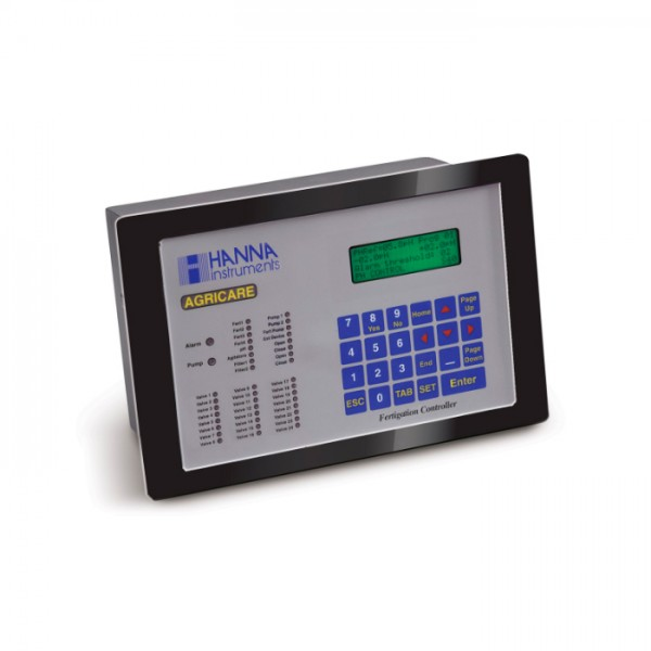 Sistema de Control de Fertirrigación Serie HI8000 Hanna