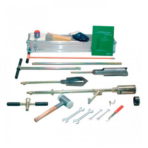 Sistema de Extracción de Núcleos kit 2M 0192K1 Root aUGER ICT International