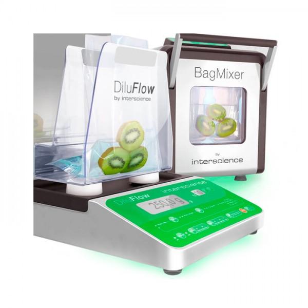 Sistema de Preparación de la Muestra Bagsystem (Pack) Interscience