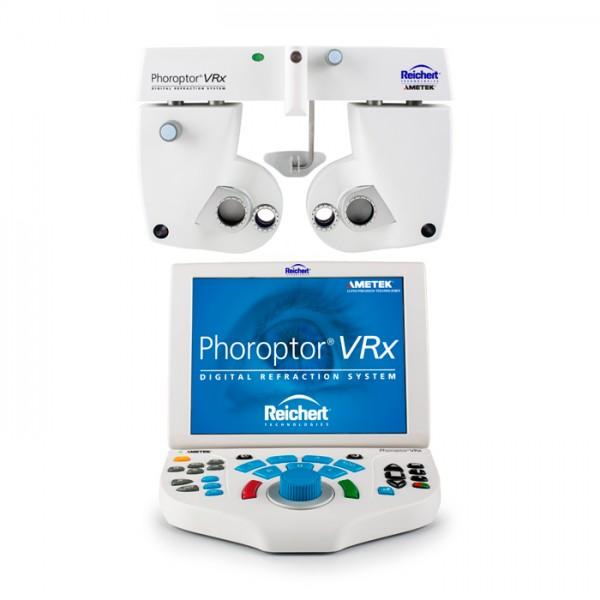 Sistema de Refracción Digital Phoroptor VRx Reichert