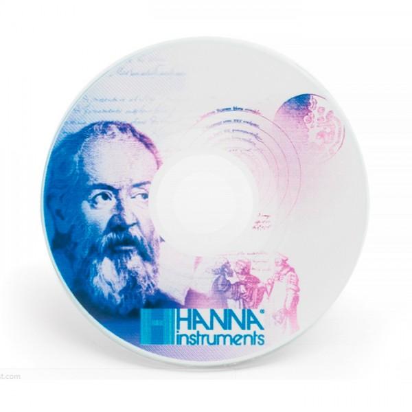 Software Compatible con Windows® para Registradores de datos de Temperatura HI143 HI92143 Hanna