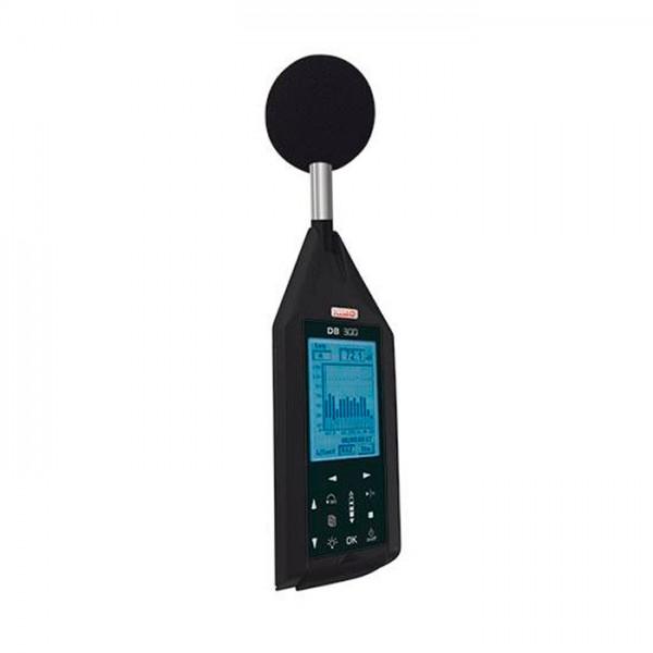 Sonómetro (analizador integrador-averager con almacenamiento) DB 300/2 Kimo